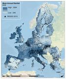 Rainfall Erosivity at European Scale